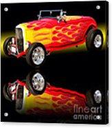 1932 Ford V8 Hotrod Acrylic Print