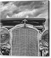 1934 Vauxhall Acrylic Print