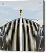 1937 47 Rolls Royce Acrylic Print