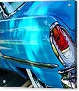 1955 Mercury Monterey Taillight Acrylic Print