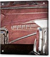 1960 Edsel Taillight Acrylic Print