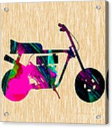 1960s Mini Bike Acrylic Print