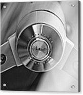 1963 Studebaker Avanti Steering Wheel Acrylic Print