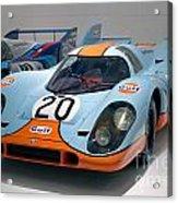 1970 Porsche 917 Kh Coupe Acrylic Print