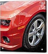2012 Chevy Camaro Ss  Acrylic Print