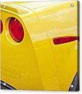 2013 Chevy Corvette Zr1 Acrylic Print
