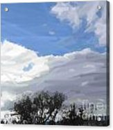 2-98 Manifestations Of Eternity Acrylic Print