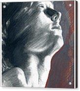 A Boy Named Faith Acrylic Print