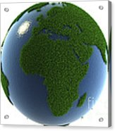 A Greener Earth Acrylic Print