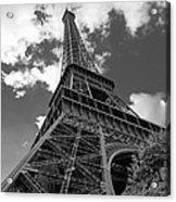 Eiffel Tower Acrylic Print by Pro Shutterblade