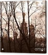 Across Acrylic Print