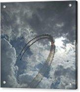 Aerial Display Acrylic Print