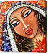 Akasha - She Who Carries The Memories Acrylic Print