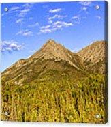Alaska Mountains Acrylic Print