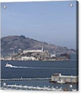 Alcatraz, C1998 Acrylic Print
