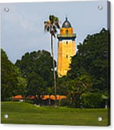 Alhambra Water Tower Acrylic Print