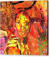Alive Acrylic Print