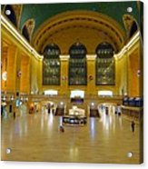 2 A.m.grand Central Station  Acrylic Print