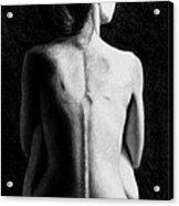 Ana In Waiting  Acrylic Print