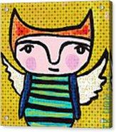 Angel Boy #1 Acrylic Print