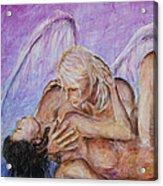 Angel In Love Acrylic Print