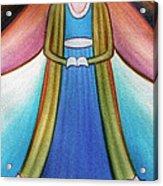 Angel Of Destiny Acrylic Print