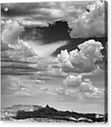 Angel Peak Acrylic Print