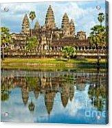 Angkor Wat - Cambodia Acrylic Print