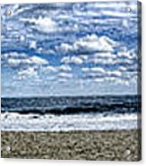 At The Ocean Hon Acrylic Print by Joe McCormack Jr