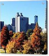 Atlanta Ga. Acrylic Print