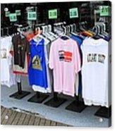 Atlantic City New Jersey - Boardwalk Acrylic Print