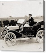 Automobile, C1915 Acrylic Print
