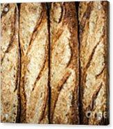 Baguettes Acrylic Print by Elena Elisseeva