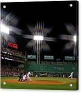 Baltimore Orioles V Boston Red Sox 2 Acrylic Print