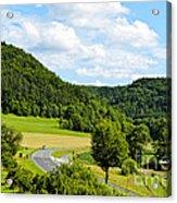 Bavaria Acrylic Print