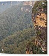 Blue Mountains Australia Acrylic Print