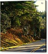 Blue Ridge Parkway Acrylic Print