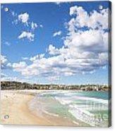 Bondi Beach In Sydney Australia Acrylic Print