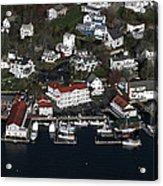 Boothbay Harbor, Maine Acrylic Print
