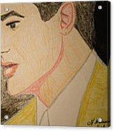 Brendan Fraser Acrylic Print