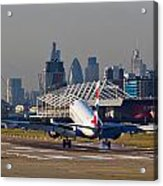 British Airways London Acrylic Print