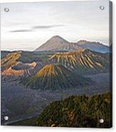 Bromo  Valley  Java Indonesia Acrylic Print