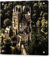 Burg Eltz Acrylic Print