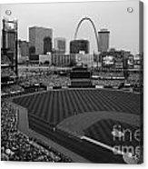 Busch Stadium Saint Louis Mo Acrylic Print