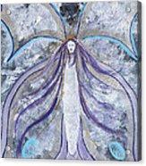Butterfly Goddess Acrylic Print