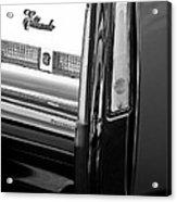 Cadillac Eldorado Taillights Acrylic Print