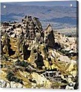 Cappadocia Acrylic Print by Jelena Jovanovic