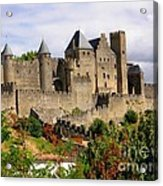 Carcassonne France Acrylic Print
