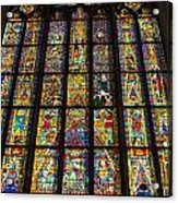Cathedral Of Augsburg Acrylic Print