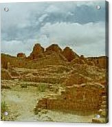 Chaco Canyon Acrylic Print